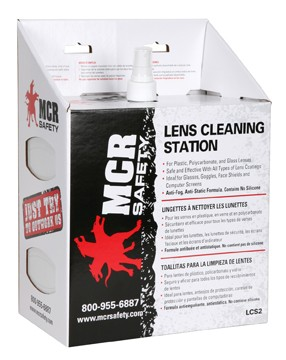 Lens Cleaners & Wipes