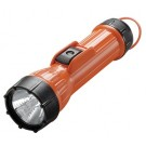 Bright Star  2117 SAFTY APPR FLASHLIGHT 2D-CELL ORG