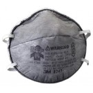 3M Particulate Respirator 8247, R95, with Nuisance Level Organic Vapor