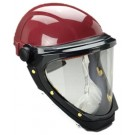 Bumpcap w/Wide View Faceshield