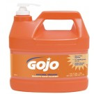 Go jo Natural Orange Smooth Lotion Hand Cleaner 1 Gallon  4/Case