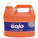 Gojo NAT ORANGE PUM ICE HAND CLEANER  PUMP 1 Gallon 4/Case