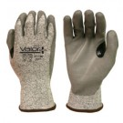 Cordova 3711GP Valor HPPE Glove Salt and Pepper Knit Shell Reinforced Thumb Crotch
