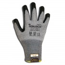 Cordova Safety 3755 Monarch HCT Gray/Black 13-Gauge Taeki Shell Nitrile Palm Gloves
