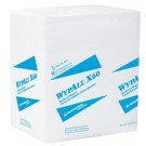 WYPALL X60 1/4 FOLD  JUMBO ROLL WIPER WHITE 12 PACKS/CASE 76 SHEETS/PACK