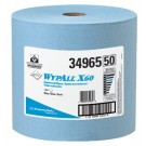 WYPALL X60 TERI WIPERS JUMBO ROLL BLUE 1100 PER ROLL
