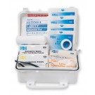 Pac-kit 6060 ANSI 10 Person First Aide Kit Weatherproof Plastic