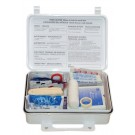 Pac-kit 6082 ANSI #25 Person First Aid Kit, Weatherproof Plastic