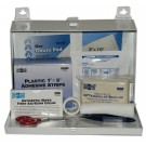 Pac-kit 6086 ANSI #25 Person Contractor's First Aid Kit, Steel