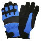 Cordova Safety  77011PIT PRO Activity Glove, Black Blue Suede, Thinsulate Gloves
