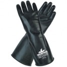 Memphis Gloves CP14 Butyl Gloves, 14 mil, Smooth Finish