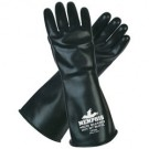 Memphis Gloves CP25 Butyl Gloves - 25 mil Smooth Finish