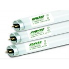 Howard Lighting F28T8/835/ES/ECO/LL 28 Watt T8 Linear Fluorescent Lamp Energy Saving Long Life 3500K