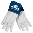 Memphis 4850 Gloves for Glory Premium Grain Goatskin Leather - MIG/TIG Welders Gloves