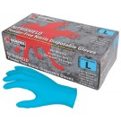 "Memphis Gloves - MCR Safety 6015 ""NitriShield"", 4 Mil, Industrial/Food Service Grade, Powder Free"