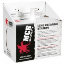 MCR Safety Crews LCS1 8 oz Lens Cleaning Station