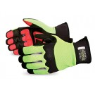 Superior Cluthc Gear Mechanics Oilfield Gloves MXHV - Clutch Gear Hi Vis