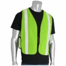 PIP 300-EVOR-PLY Non-ANSI Hi-Gloss Mesh Safety Vest - Yellow/Lime