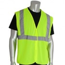 PIP 302-MVG Economy Class 2 Mesh Safety Vest - Yellow/Lime