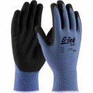 PIP 34-500 G-Tek GP Seamless Knit Nylon Gloves with Nitrile Coated Palm & Fingers - 13 Gauge