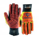 West Chester R2 Rigger Glove with cut resistant PVC Palm 87020