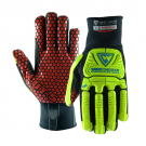 West Chester R2 Rigger Glove with Cut Resistant Silicone Palm 87030