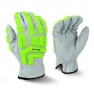 Radians RWG51 KAMORI White Grain Goat Skin Work Glove