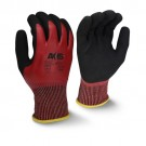 Radians RWG556 AXIS Cut Protection Level A4 Sandy Nitrile Coated Glove