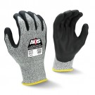 Radians RWG563 AXIS Cut Protection Level A2 Foam Nitrile Coated Glove