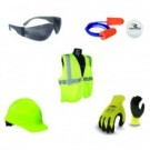 Radians Deluxe HV New Hire Safety PPE Starter Kit RNHK4